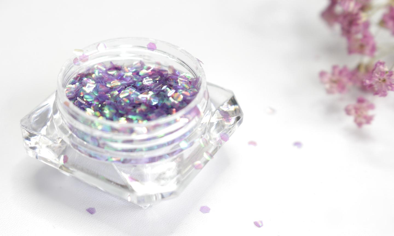 Unicorn pigment/glitter Ebay