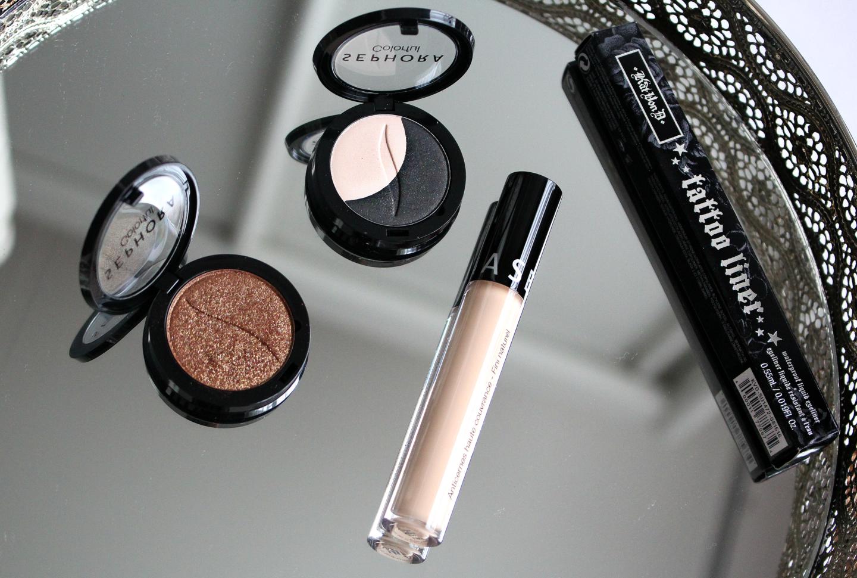 Sephora/Kat Von D make-up reviewen