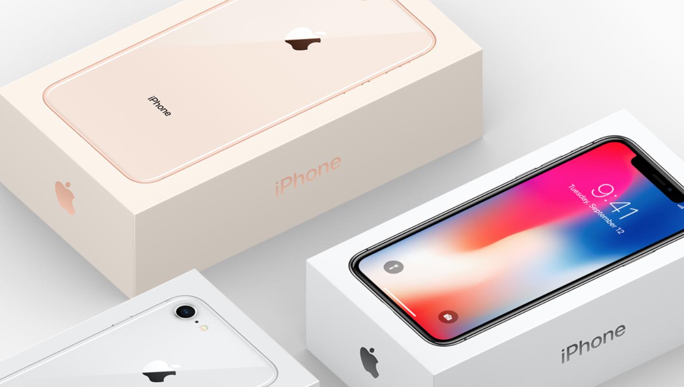 Iphone X of iPhone 8