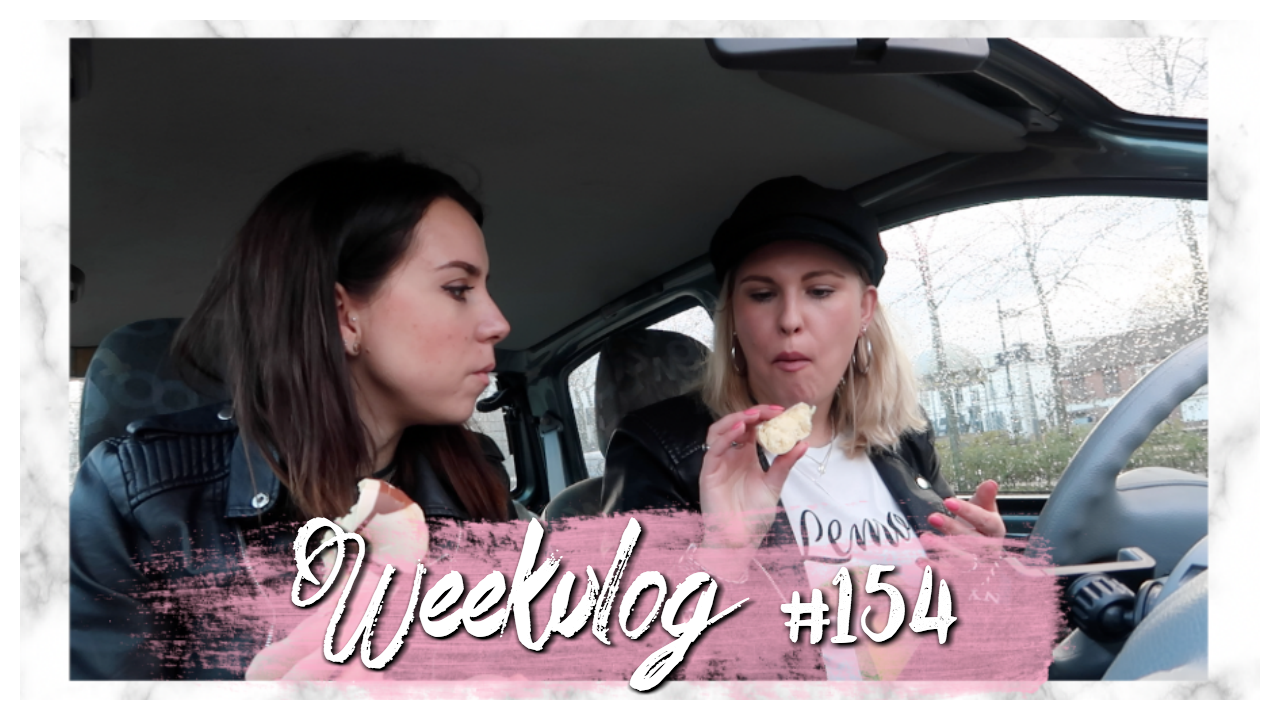 Auto donut mukbang – weekvlog 154