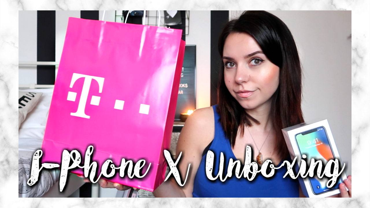 Iphone X unboxen + review