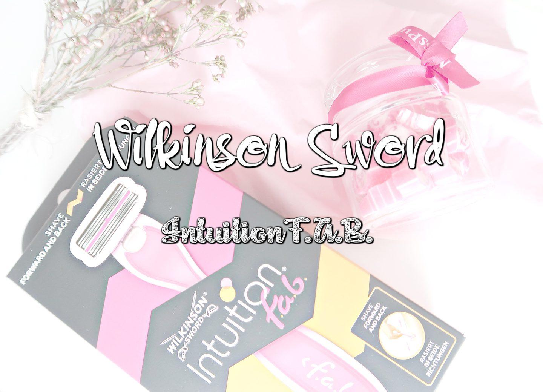 Wilkinson Sword F.A.B. scheren in twee richtingen!