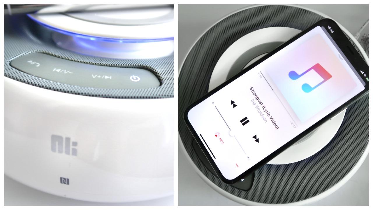 Nillkin NFC Bluetooth speaker reviewen