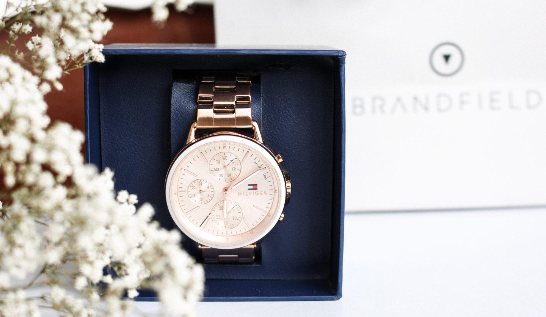 Tommy Hilfiger horloge van Brandfield