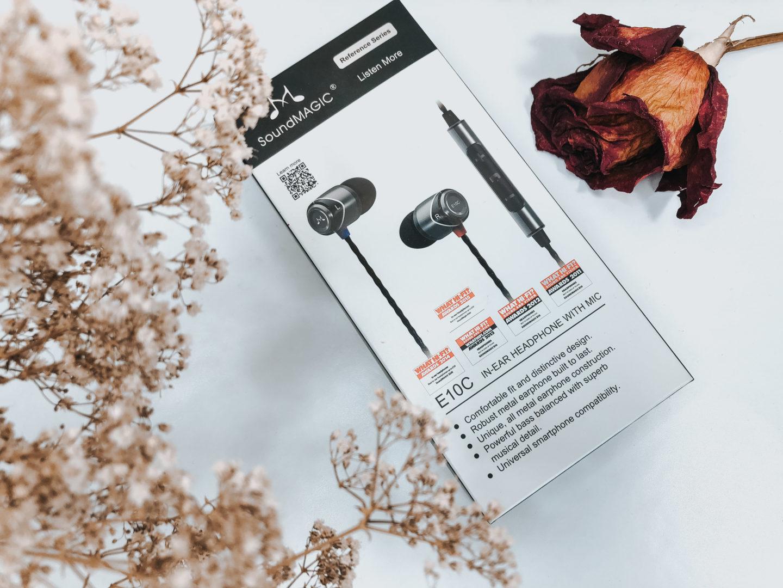 SoundMagic oordopjes van Hear