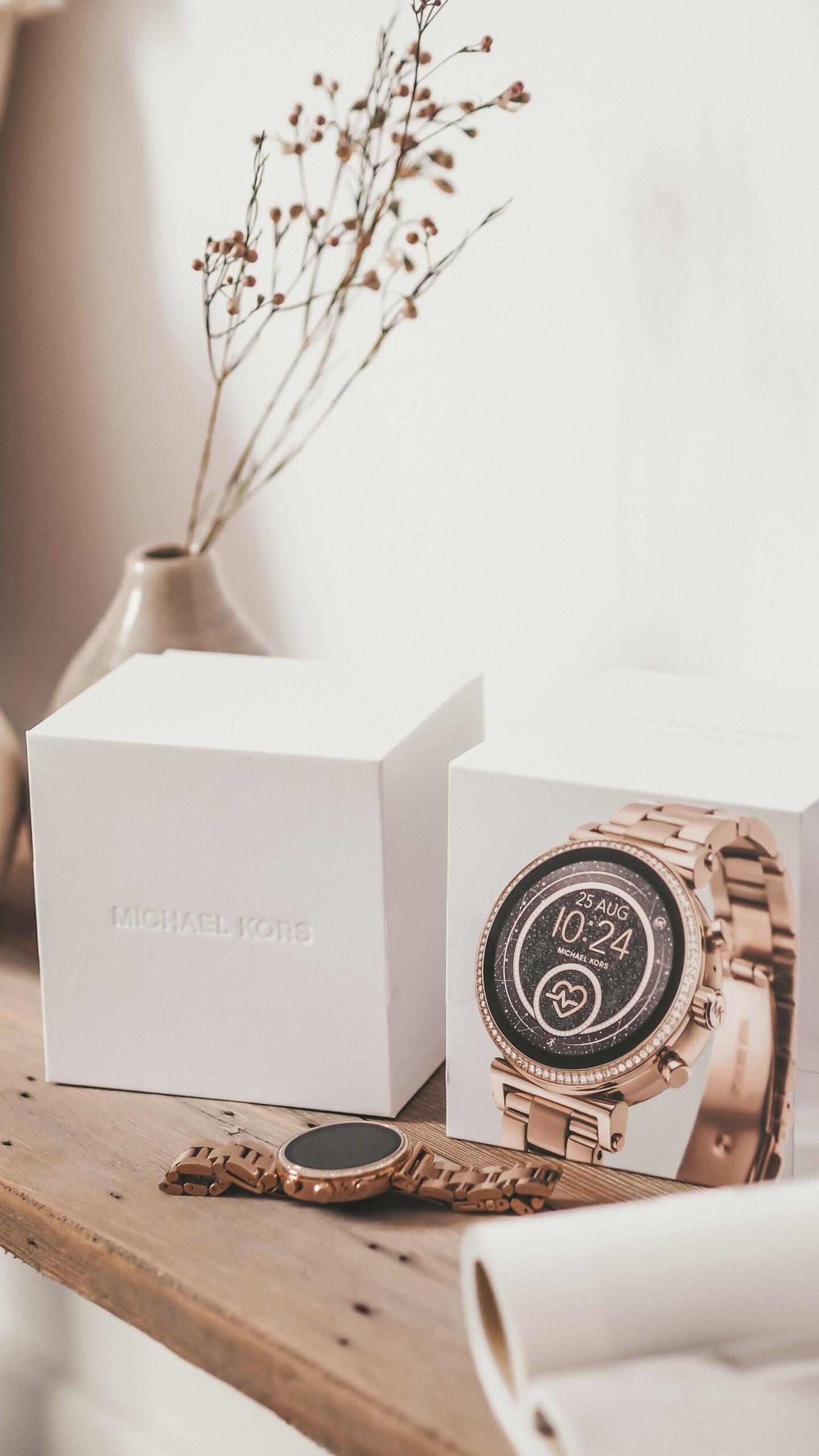 Michael Kors Sofie Gen 4 Display Smartwatch review