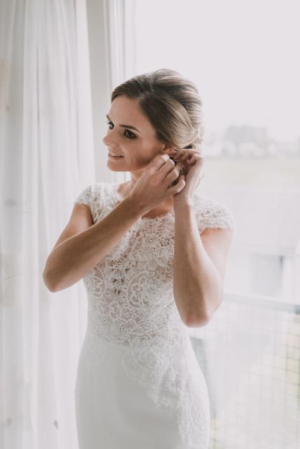 Basis make-up of een smokey eye op je bruiloft?